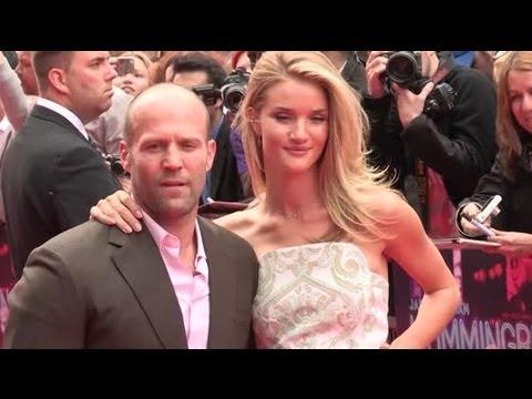 Rosie Huntington-Whiteley And Jason Statham Take 'a Break' - Splash News | Splash News TV