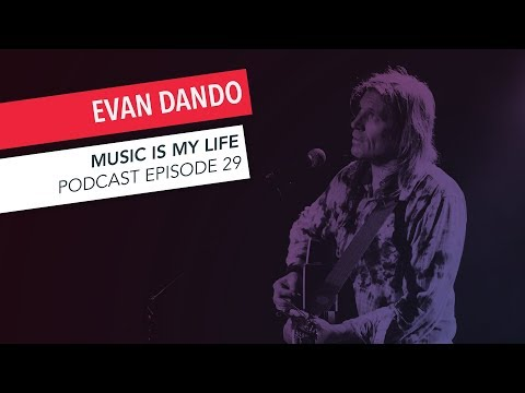 Evan Dando of the Lemonheads on Songwriting, Mrs. Robinson | Episode 29 | Music Is My Life Podcast