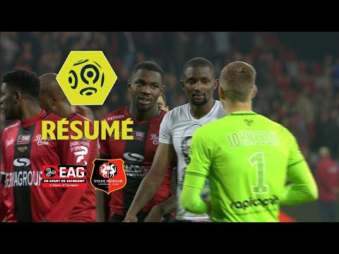 EA Guingamp - Stade Rennais FC (2-0)  - Résumé - (EAG - SRFC) / 2017-18