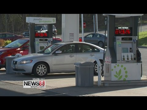 Gas prices going up as driving season approaches