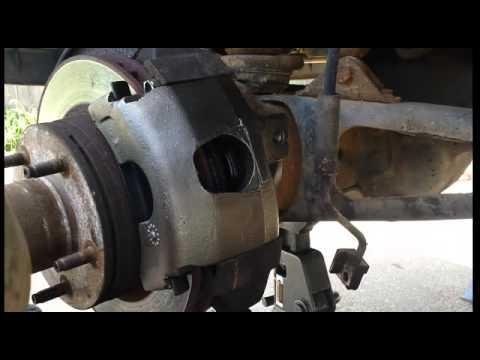 Ford Bronco    Ford Truck 4x4 Brake Caliper And Brake Pad