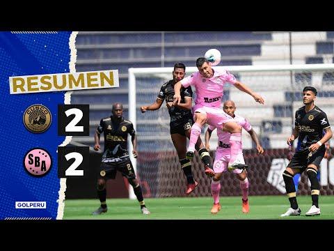 Cusco Sport Boys Goals And Highlights