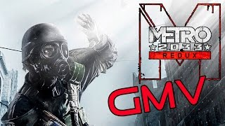 Леон - Метро 2033. Metro 2033 Redux. Game Music Video (GMV) by ButcherSevenOne [RU]