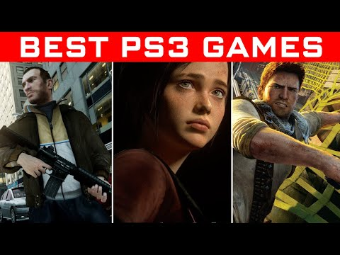 Top 10 Best PS3 Games of ALL TIME!  (1 game per franchise) ~ Best ps3 games under $10 dollars