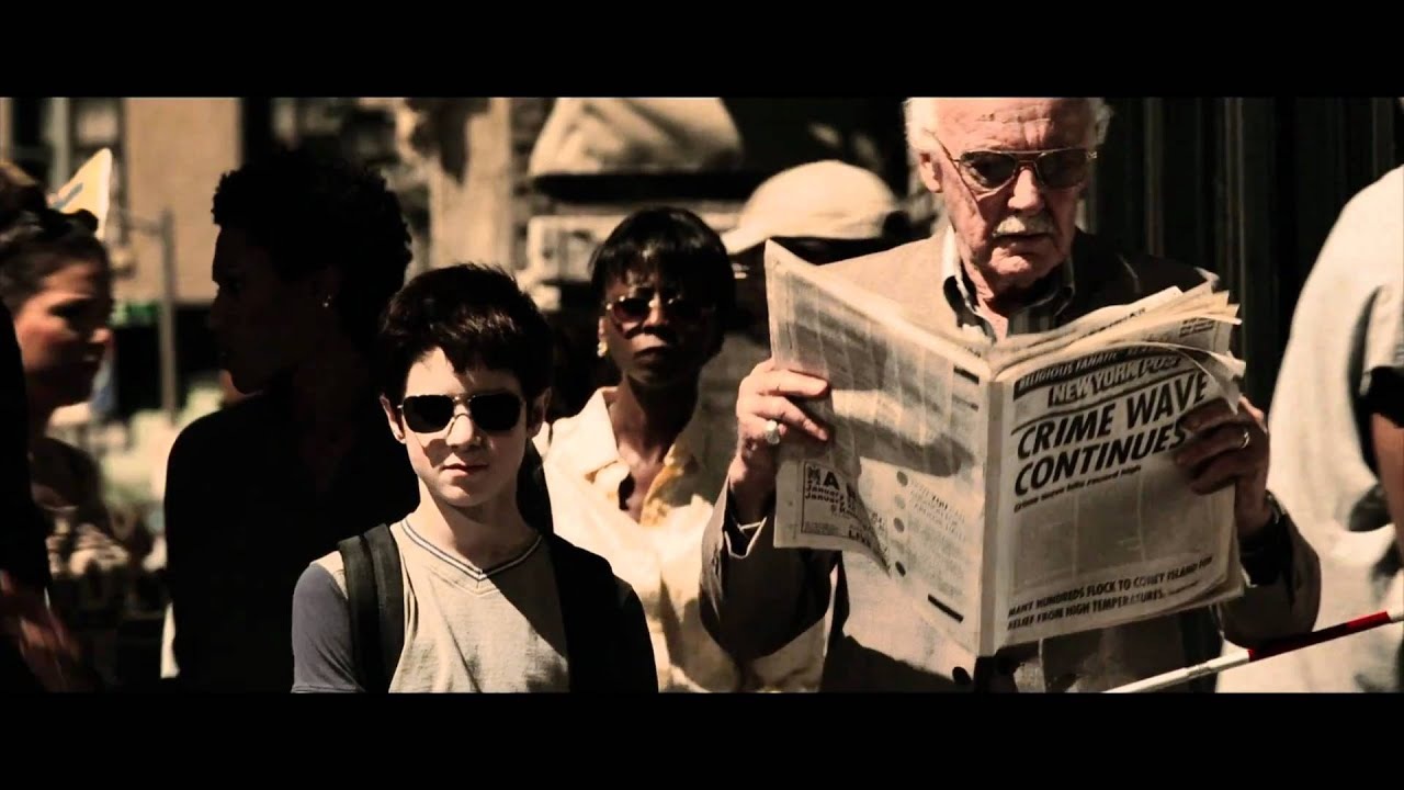 Image result for Stan Lee in Daredevil
