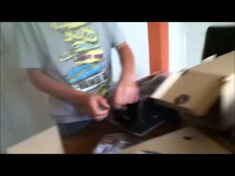 Bush Micro HiFi System Unboxing
