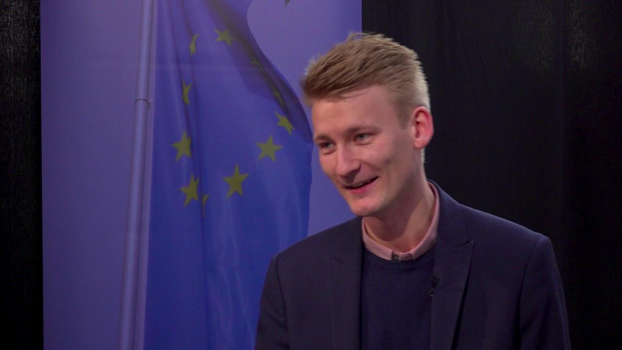 EU Parlamentsvalg 2019 - Peter Kofod Dansk Folkeparti