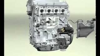 Assemblage d'un moteur essence
