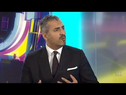 """Should we tolerate theocracy?"" - Maajid Nawaz on The Drum"