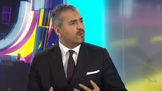 """Should we tolerate theocracy?"" - Maajid Nawaz on The Drum"