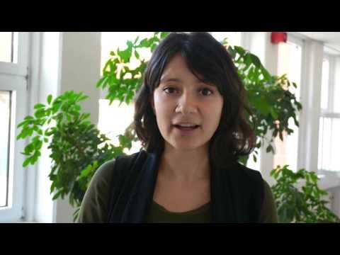 Ellen Diehl, ehemalige Stipendiatin der Friedrich-Ebert-Stiftung, für www.ersteanderuni.de