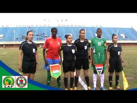 Gambia Vs Burkina Faso