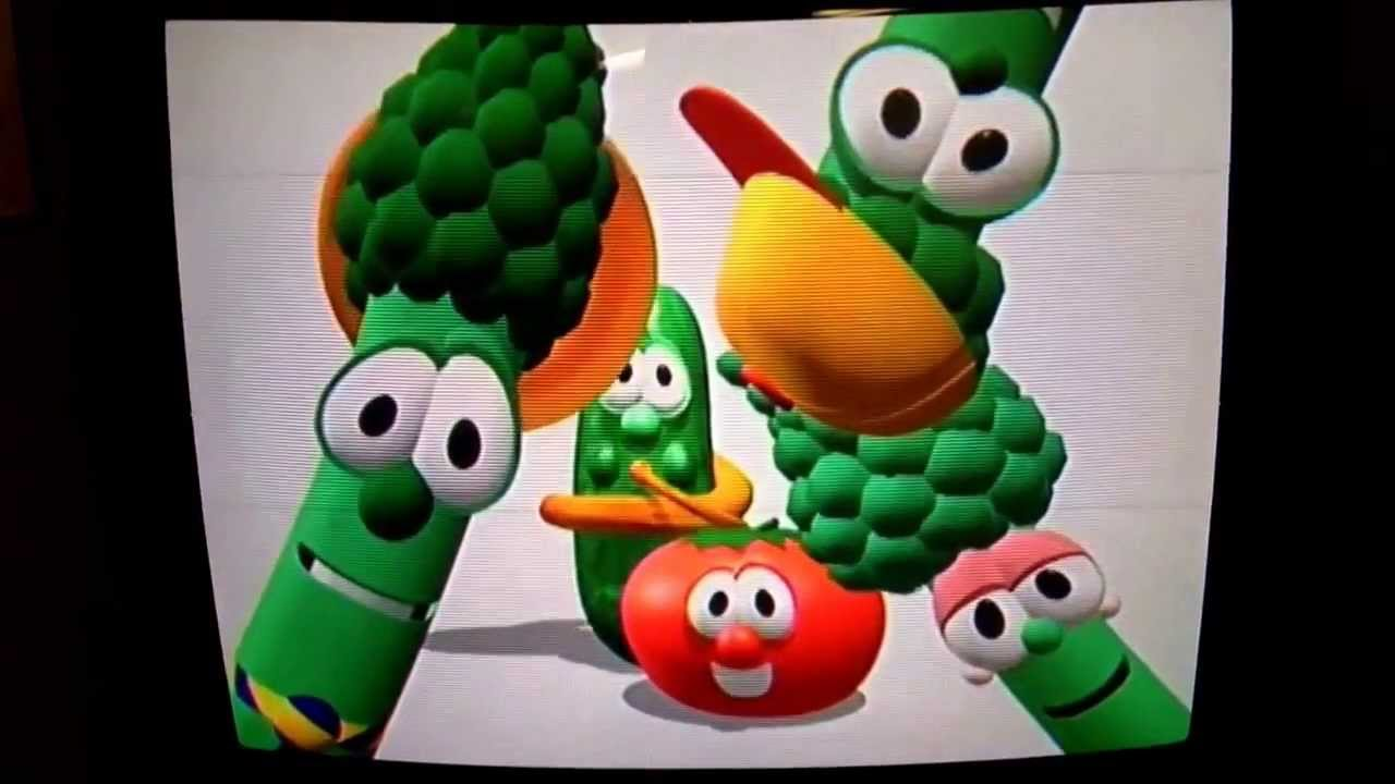 Veggie tales theme song lyrics youtube