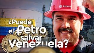 PDVSA, el PETRO  y la quiebra de VENEZUELA - VisualPolitik