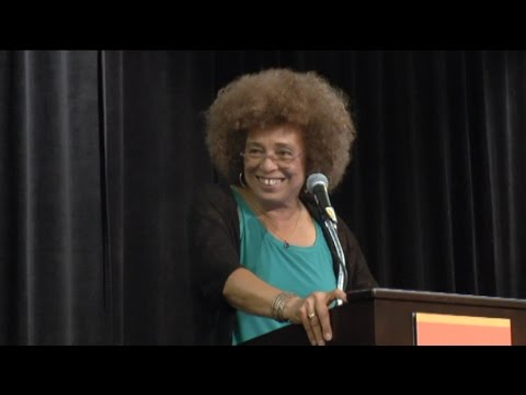 Angela Davis Speaks to Jewish Voice for Peace