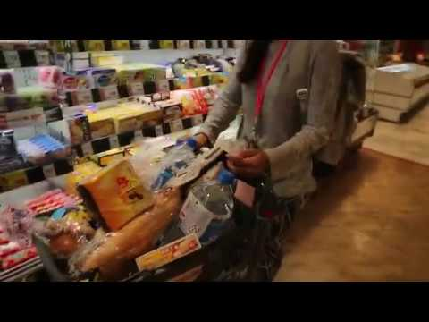 Japonya'da Market Alışverişi ve Self Kasa