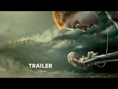 Raised by Wolves | Trailer | Sky Atlantic