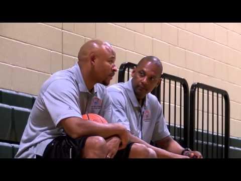 David Wesley Basketball Camp