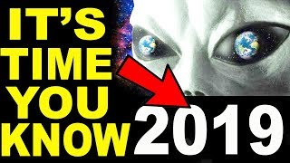 The Extraterrestrial Agenda in 2019 it's time you know about