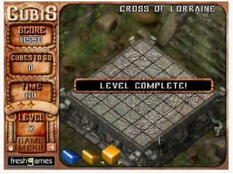 Cubis Gold levels 1 to 10