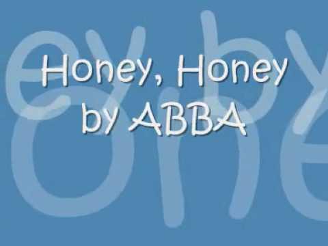 ABBA - HONEY HONEY (SWEDISH) LYRICS