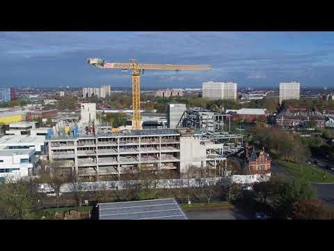 Unite, The Union Building, Birmingham