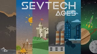 Modded Minecraft - SevTech: Ages - Day 33