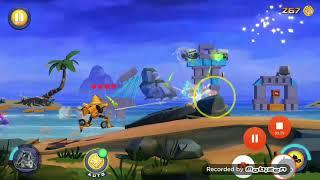 3 Juegos en un vídeo solo | Roblox PES Angry Birds Transformers