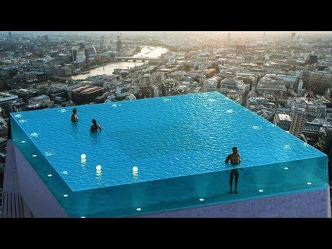 10 coolste Swimmingpools der Welt!