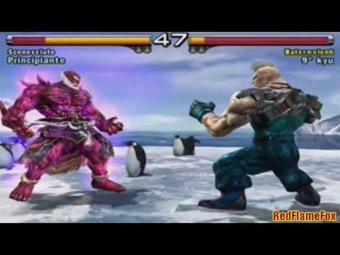 How To Unlock Jinpachi Mishima In Tekken 5 PS2