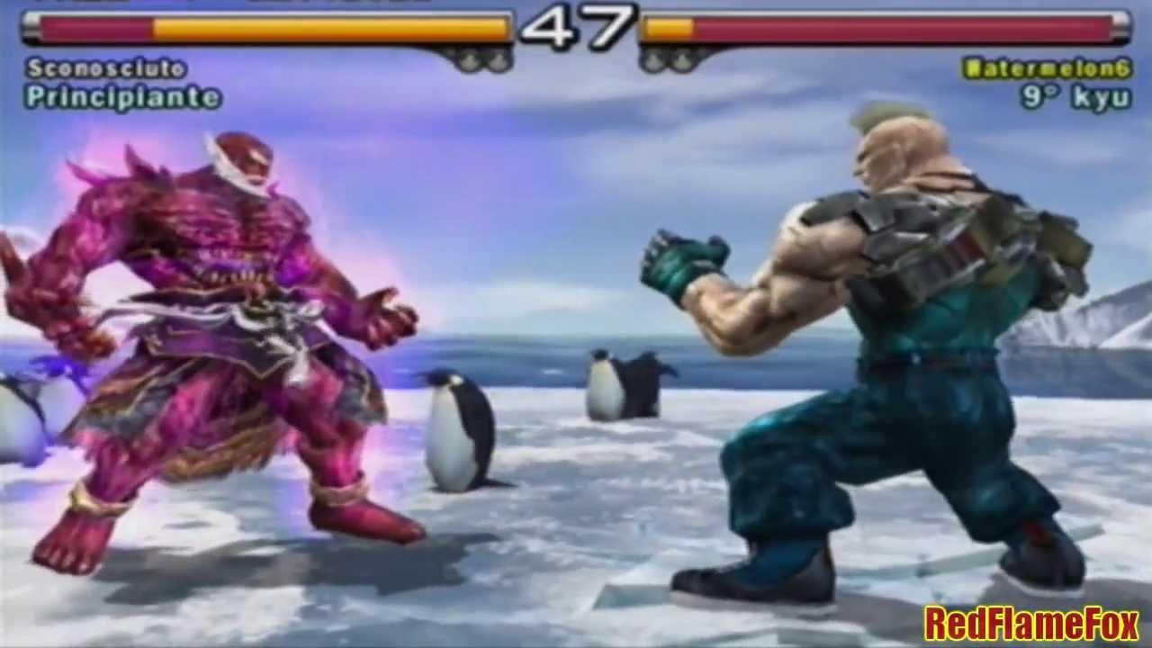 How to unlock Jinpachi Mishima in Tekken 5 PS2 - YouTube