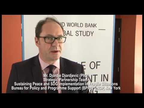 Mr. Djordje Djordjevic  Strategic Partnership Team –  (BPPS) UNDP NEW YORK