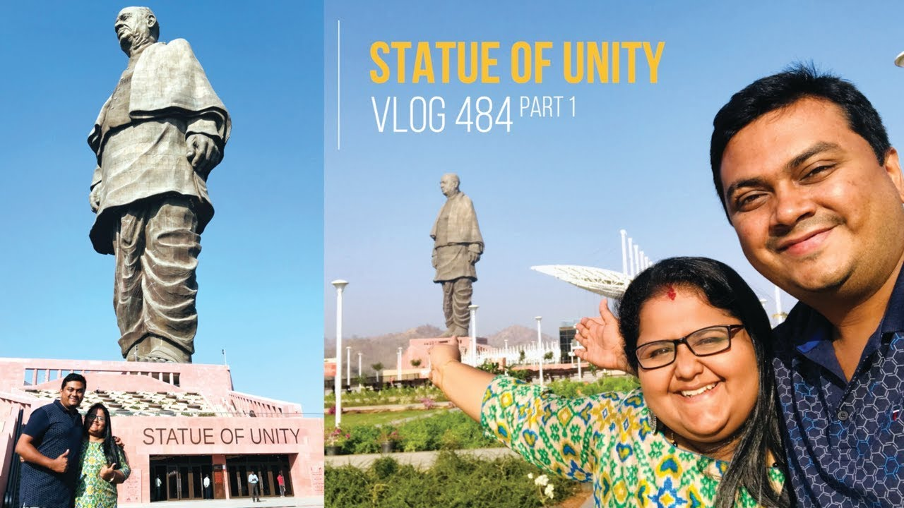 Statue of Unity Travel Tips - Worlds Tallest Statue - Malayalam Travel Vlog