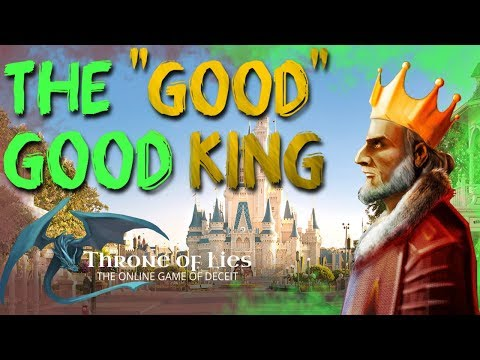 """How To Be A """"Good"""" Good King 