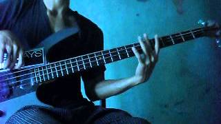 funky kopral - super funk cover bass by mardian indonesia