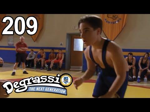 Degrassi 209 - The Next Generation | Season 02 Episode 09 | Mirror in the Bathroom