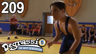 Degrassi 209 - The Next Generation | Season 02 Episode 09 | Mirror in the Bathroom
