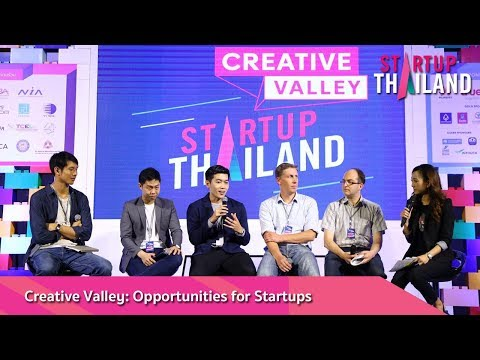 Creative Valley: Opportunities for Startups