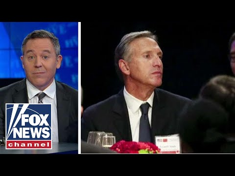 Gutfeld on Democrats' meltdown over Howard Schultz