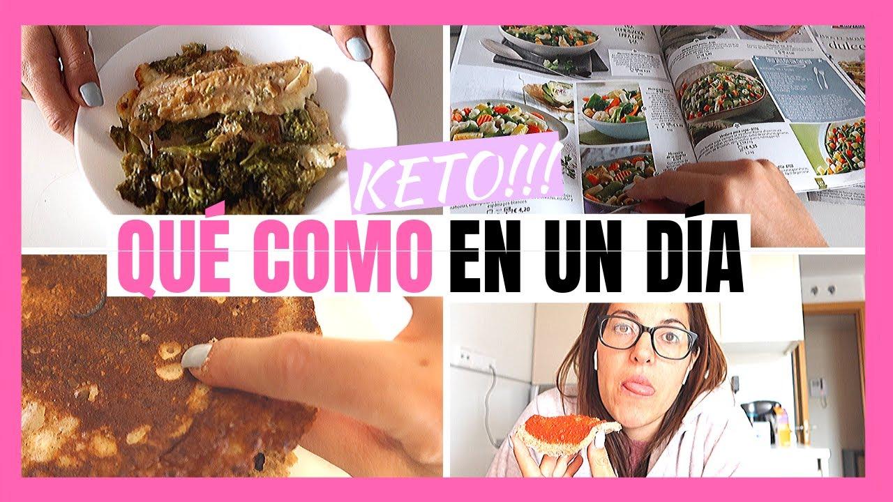 Plan de comida para principiantes keto de 7 días