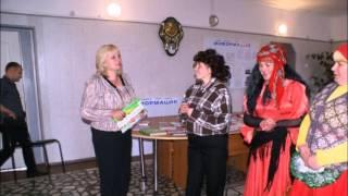 Центральная библиотека п. Мама .''Библиодесант'' - 27 мая Всероссийский день библиотек.