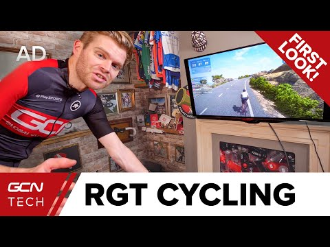 RGT Cycling | Indoor Training Software First Look