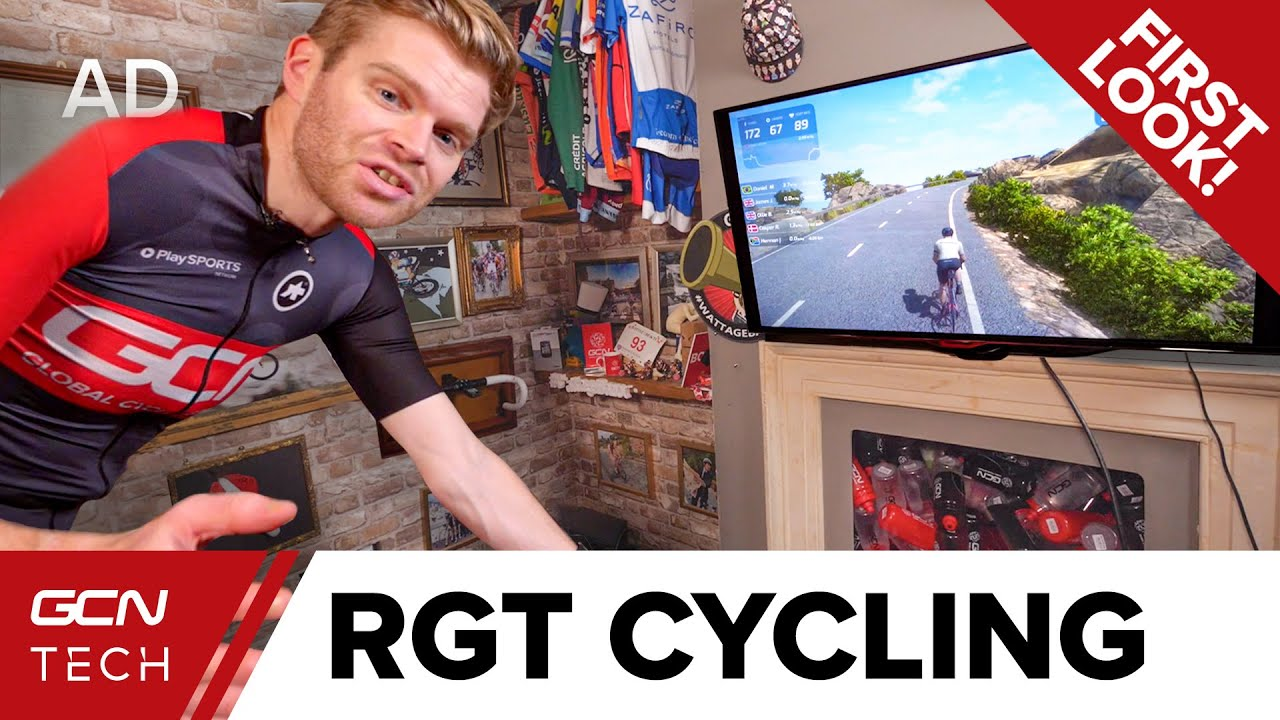 Download RGT Cycling | Indoor Training Software First Look