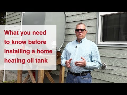 Crowley Fuels Alaska Guide To Home Heating Oil Tanks - What To Do Before Installing A Tank