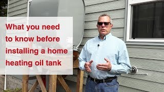 Crowley Fuels Alaska Guide to Home Heating Oil Tanks - What to…