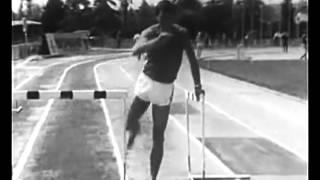 Методика обучения бега на 110 м с барьерами.