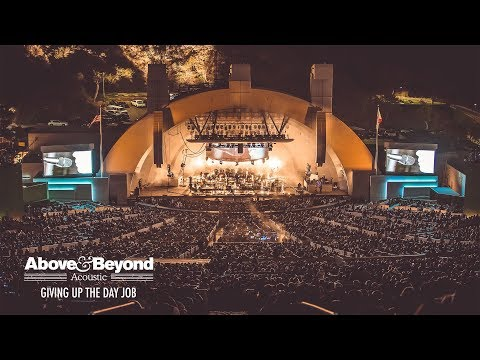 Above & Beyond Acoustic - Black Room Boy (Live At The Hollywood Bowl) 4K