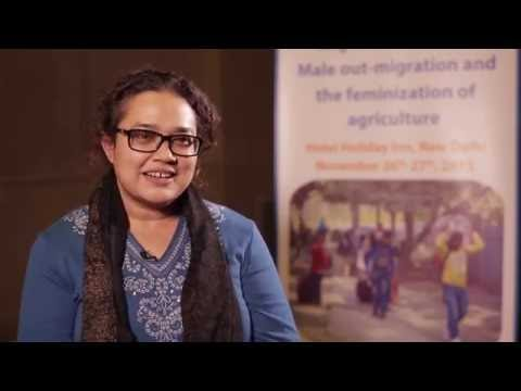 What is the connection between migration and access to water?