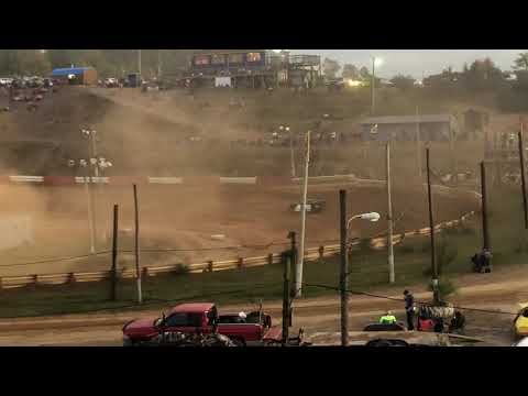 September 7, 2019 Beckley Speedway Qualifying Late Model