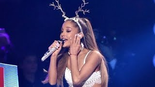 Ariana Grande - Full Performance (Live at iHeartRadio Jingle Ball 2014) HD